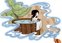 回到古代,洗澡问题怎么解决