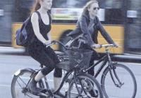 骑单车也能畅快无比