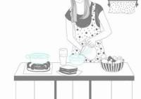爱 做饭的姑娘运气总不会太差